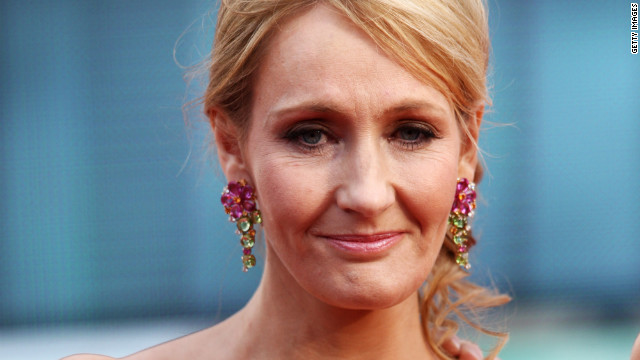 J.K. Rowling plans to write a 