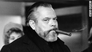 Orson Welles worked on his still-unfinished film \