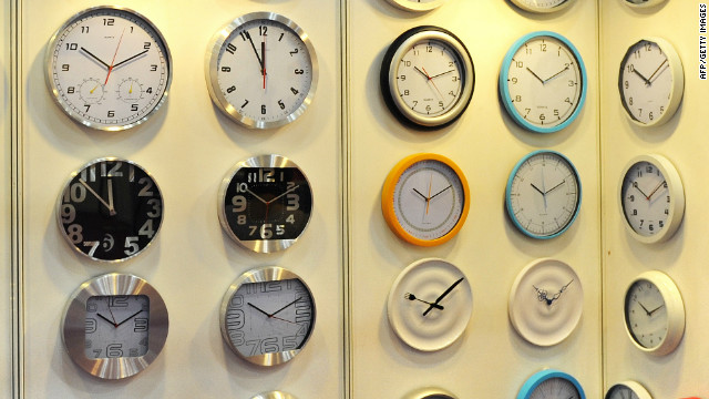 Is time running out for the leap second?