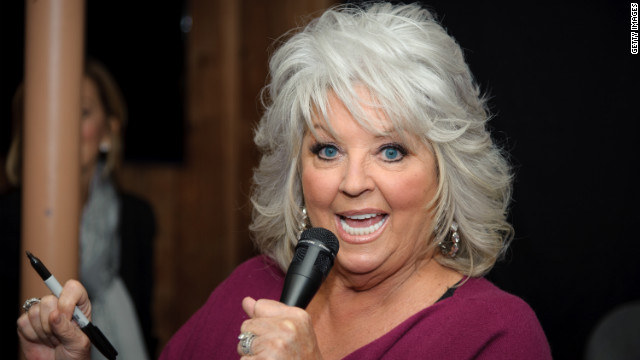 Andrew Weil wants Paula Deen to change her diet