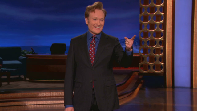 TBS picks up 'Conan' through 2014
