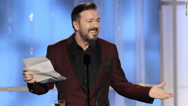HFPA: 'Never say never' to another Gervais-hosted Globes