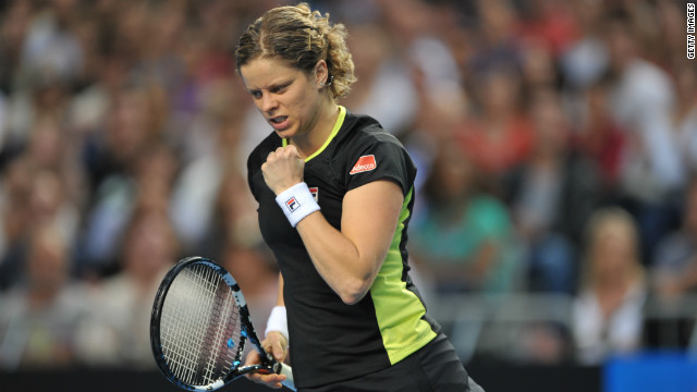 Kim Clijsters says she is determined to return for Wimbledon and the Olympics later this year.