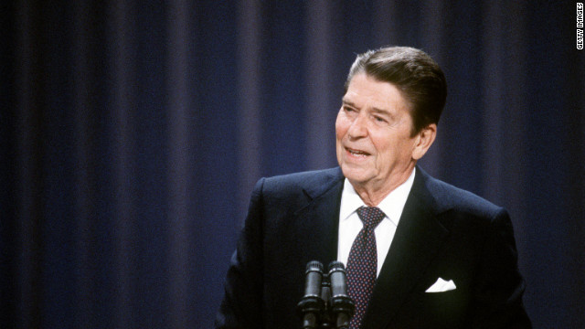 President Reagan's 
