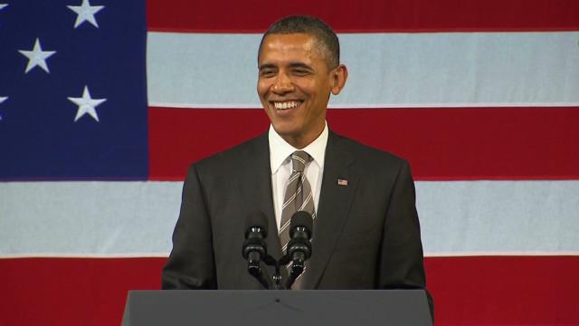 Gotta Watch: Performing presidents