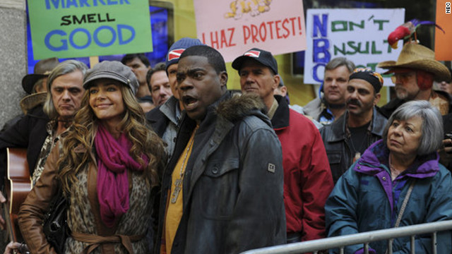 &#039;30 Rock&#039; addresses Tracy Morgan&#039;s homophobic rant