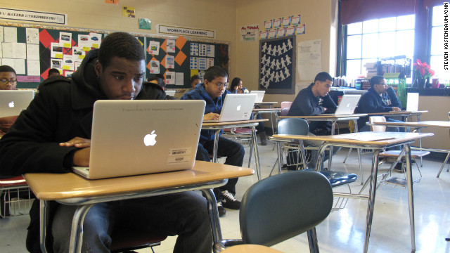 Growing tech students: A new high school model