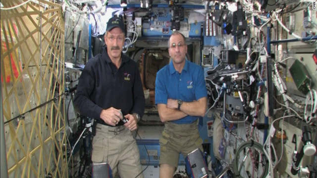 With Dragon delayed again, ISS crew reflects