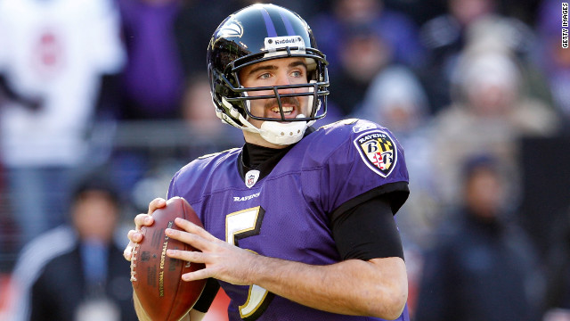Spy tattles on Ravens' Flacco for skateboarding