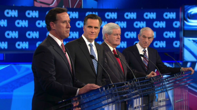 CNN's Southern Republican Presidential Debate Drives the Conversation on Social Media