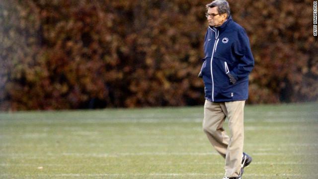Penn State regresa a los entrenamientos luego del escándalo de abusos