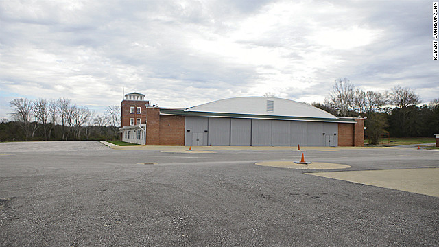 Hangar No. 2 and the control tower are part of the historic site. The hangar will be fully restored in 2013, and visitors will see a Mustang P-51, the plane the Tuskegee Airmen used during World War II. Visitors will be able to tour the control tower and learn about aviation in World War II.
