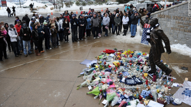 Paterno funeral set for Wednesday
