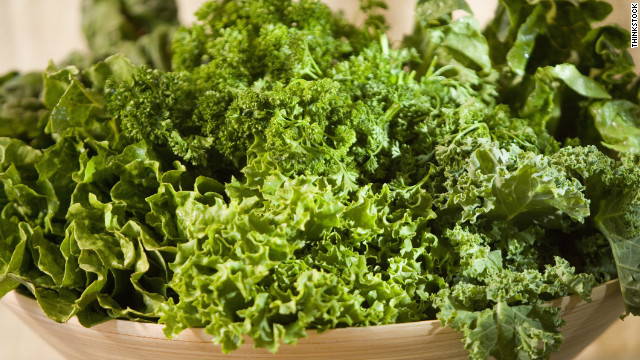 To increase the consumption of carotenoids, doctor advise patients to eat more cruciferous vegetables.