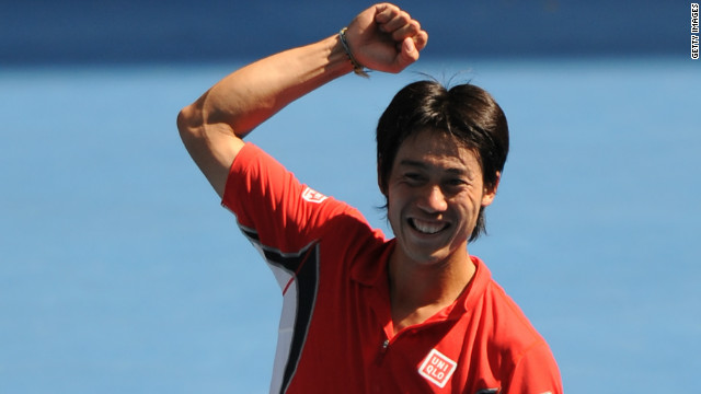 After becoming the highest-ranked Japanese player in ATP history in 2011, IMG Academy Bollettieri tennis program alum Kei Nishikori has again made history for his nation.