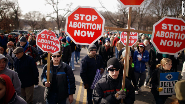 My Take: Why the abortion issue wont go away