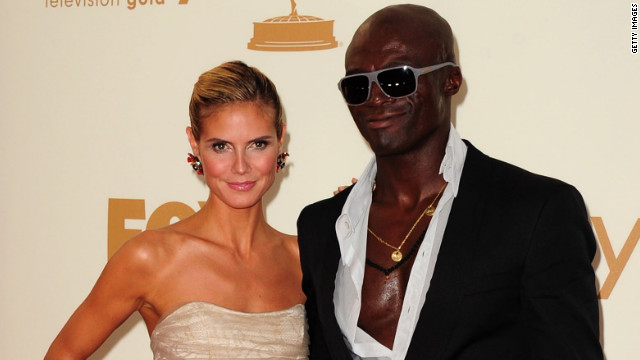 Seal clarifies: I wasn't saying Heidi cheated on me