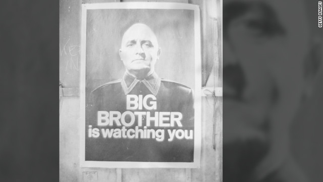 Despite fears about online privacy, 2012 is nothing like Orwell's dystopian novel,