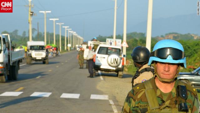 La ONU confirma que miembros de la misión en Haití abusaron de menores