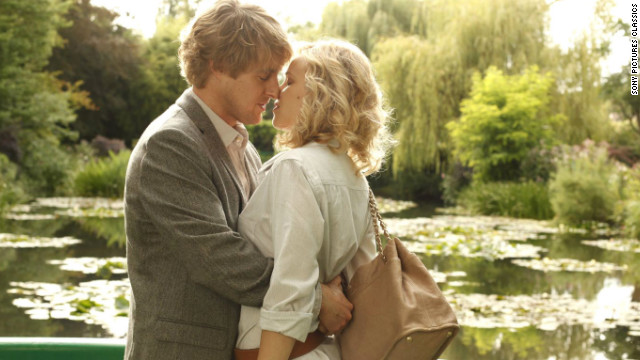 "<br/>Woody Allen's ""Midnight in Paris"" stars Owen Wilson and Rachel McAdams as an engaged couple whose relationship is tested in the romantic City of Light."