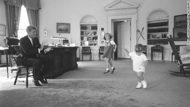 JFK tapes show he worried about re-election, Vietnam