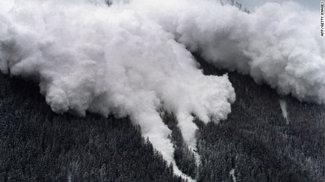 Gotta Watch: Surviving an avalanche