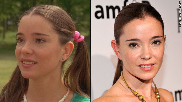 """<br/>Marguerite Moreau, who played naïve counselor Katie, has gone on to appear in TV shows like """"Life As We Know It,"""" """"What About Brian"""" and """"Parenthood."""" She appears on Showtime's """"Shameless"""" and her film """"Caroline and Jackie"""" is due out in April."""