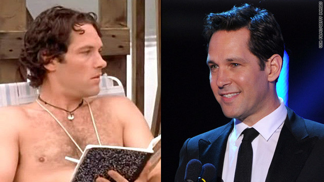 """<br/>Paul Rudd, who played adorably sleazy camp counselor Andy, made a name for himself with movies like """"Anchorman,"""" """"The 40 Year Old Virgin"""" and """"Knocked Up."""" He'll soon star in """"Wanderlust,"""" to hit theaters on February 24, and """"The Perks of Being a Wallflower."""""""