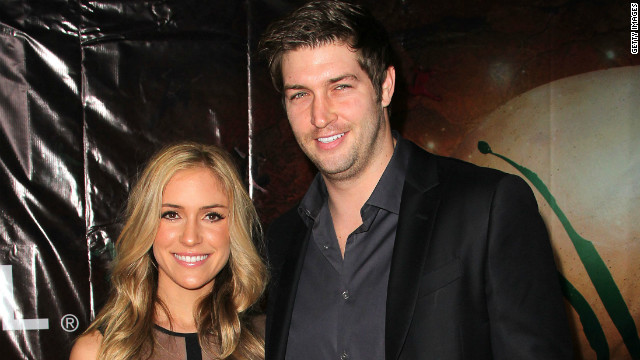 Jay Cutler: Kristin and I never really broke up