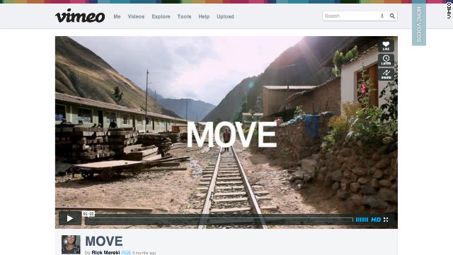 Vimeo to emphasize videos in redesign