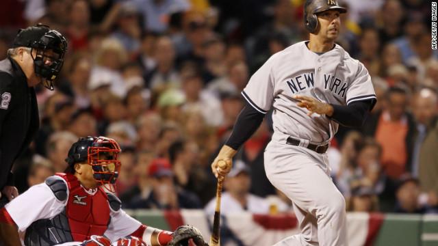Jorge Posada, una leyenda de los Yankees que dice adiós al béisbol