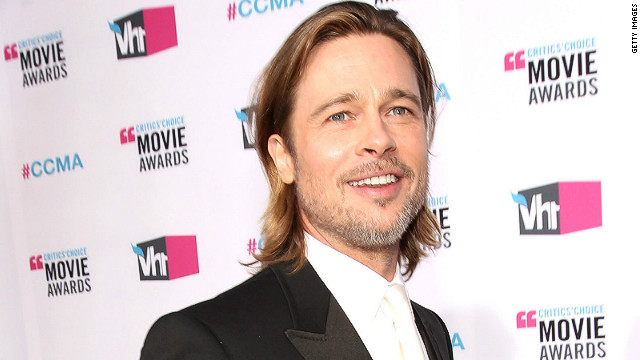 Brad Pitt &#039;dizzy with joy&#039; over Oscar noms