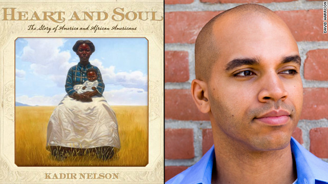 Q&A: 'Heart and Soul' author Kadir Nelson on illustrating African-American history