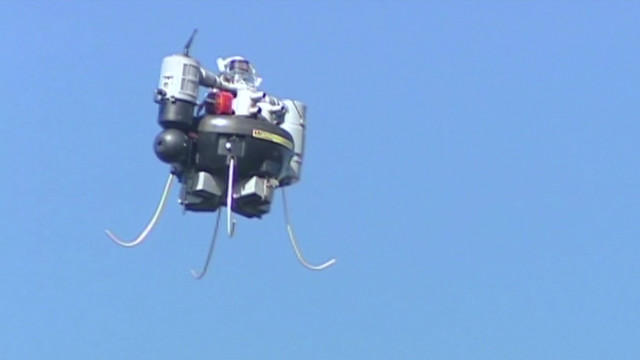 Police drones, like the one pictured, were the subject of Congressional hearing Thursday.