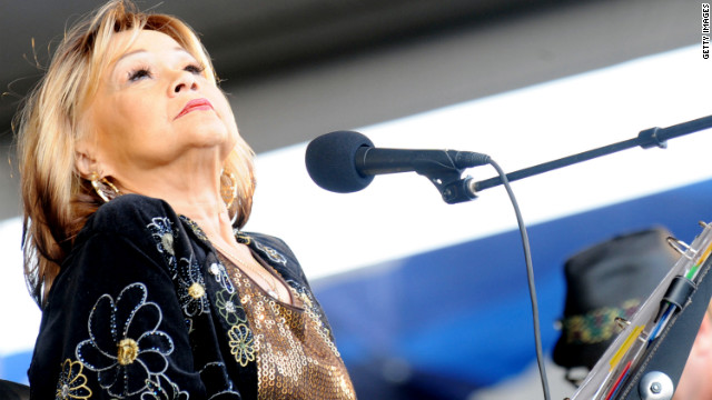 A private funeral has been planned for Saturday for the late soul singer Etta James.