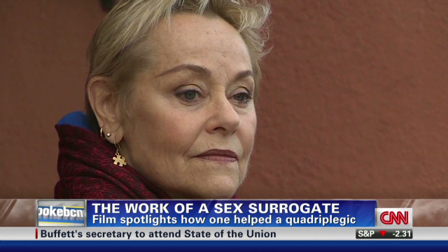 sex surrogate video Oct 2012  Ms Greene, now 68, who still practices as a sex surrogate, said ten percent of her  clients are academics or  VIDEO: