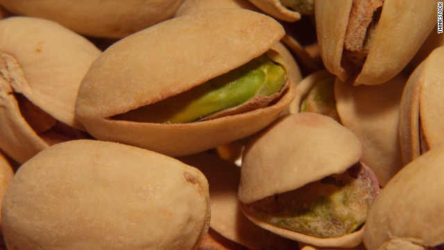 Breakfast buffet: National pistachio day