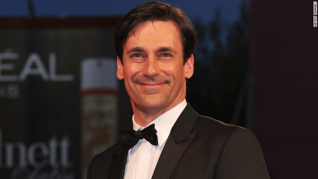 How to get Jon Hamm on Valentine's Day