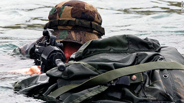 SEALs are able to carry out missions in many different conditions. Former SEALs told CNN the training attrition rate is 90%