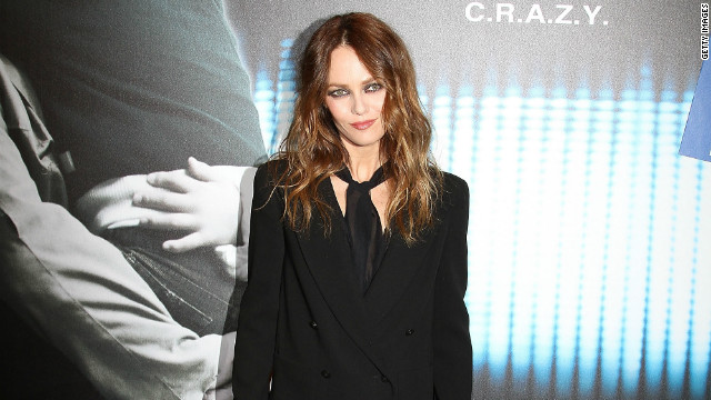 Vanessa Paradis speaks out on split rumors