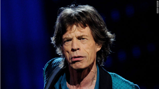 Mick Jagger knows a thing or two about parenting.
