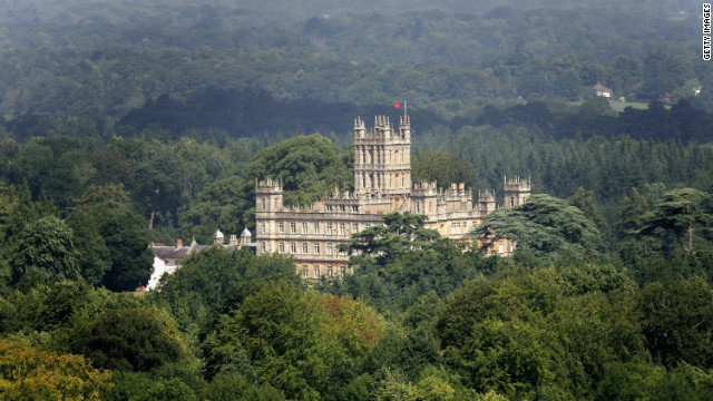 If you simply must cross the pond to go to <a href='https://highclerecastleshop.co.uk/home' target='_blank'>Highclere Castle</a>, featured in the hit TV series, tickets for summer tours are now available for sale.