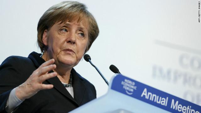 Merkel: «Alemania no hará promesas de rescates que no pueda cumplir»