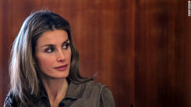 Princesa Letizia de Asturias cumple 40 años