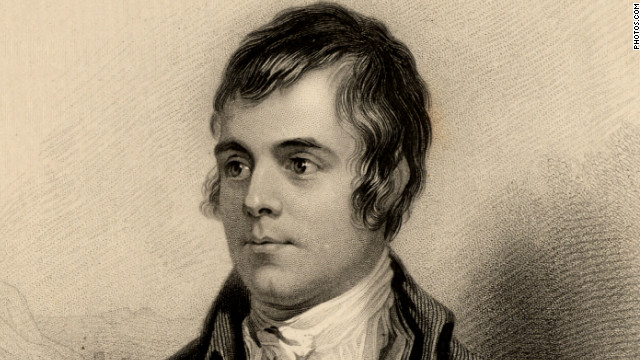 Robert Burns Day