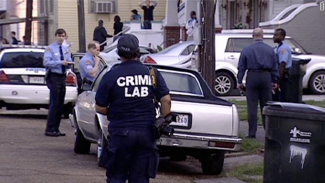 Un «Buen Samaritano» es asesinado frente a sus 2 hijos en Nueva Orleans