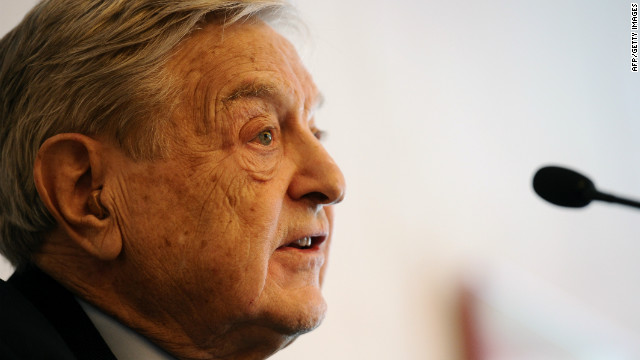 Report: Wedding bells for billionaire George Soros and fiancee Tamiko Bolton