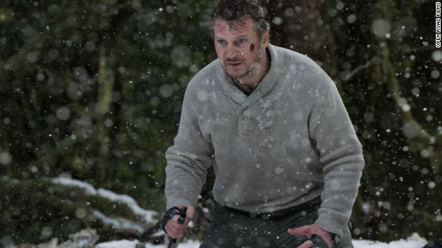 Sixty-seven percent of moviegoers listed Liam Neeson as the reason they purchased a ticket to