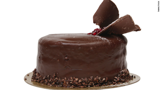 Breakfast buffet: National chocolate cake day