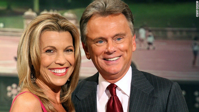 Pat Sajak's hosted 'Wheel of Fortune' drunk